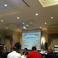 Photo taken at Portland Marriott at Sable Oaks by Denise R. on 4/12/2012