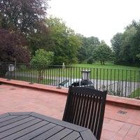 Das Foto wurde bei Landgut Gühlen - Partner of SORAT Hotels von Tobi am 8/24/2012 aufgenommen