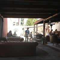 Photo taken at Vinteloper's Urban Winery Project by David T. on 4/1/2012