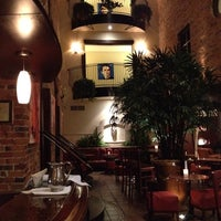 Photo taken at Hôtel Nelligan by Anna L. on 3/31/2012