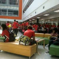 Photo taken at Communication & Information Technology Centre (CITC) by Ping S. on 4/23/2012