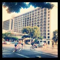 Photo taken at Radisson Hotel & Suites Austin Downtown by Kambiz S. on 8/23/2012