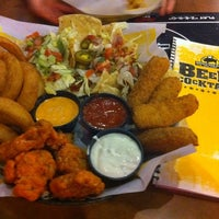 Photo taken at Buffalo Wild Wings by Michelle P. on 2/18/2012