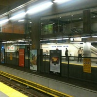 Photo taken at Broadway - City Hall SkyTrain Station by Anton B. on 6/26/2012