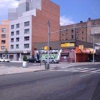 Photo taken at Big Pun Memorial Mural by Rob R. on 7/1/2012