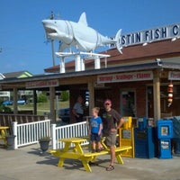 Photo taken at Austin Fish Co. by Larry R. on 9/5/2012