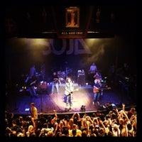 Photo taken at House of Blues Sunset Strip by Jeff S. on 3/10/2012