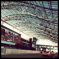 Photo taken at Gerald R. Ford International Airport (GRR) by Rane M. on 6/21/2012