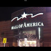 Photo taken at Mall of America by Pavel K. on 1/24/2013