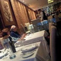 Photo taken at La Fiducia Ristorante by Ster F. on 11/10/2012