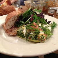 Photo taken at Le Pain Quotidien by Ryan R. on 3/23/2013