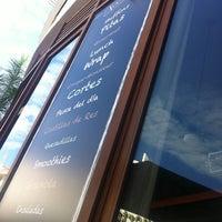 Photo taken at Xocolatier by Memo C. on 12/18/2012