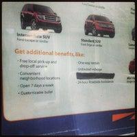 Photo taken at Budget Car Rental by John V. on 7/15/2013
