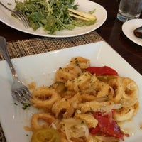 Photo taken at Trattoria 632 by Aaron F. on 8/19/2014