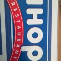 Photo taken at IHOP by iz s. on 10/24/2012