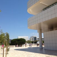 Photo taken at J. Paul Getty Museum by Helby on 7/2/2013