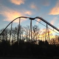 Photo taken at Busch Gardens Williamsburg by Ashley E. on 12/2/2012