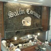 Photo taken at Salón Corona by Montserrat C. on 12/14/2012
