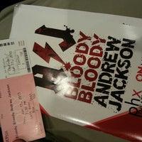 Photo taken at Phoenix Theatre by Bryan A. on 6/14/2013
