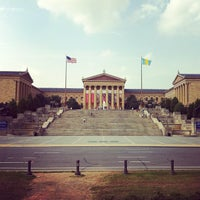 Photo taken at Philadelphia Museum of Art by Wade C. on 9/12/2013