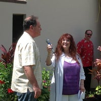Photo taken at Unity Church of Clearwater by Joyce M. on 8/1/2013