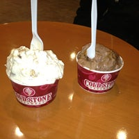 Photo taken at Cold Stone Creamery by Eva G. on 1/28/2013