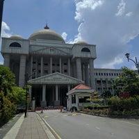 Photo taken at Kompleks Mahkamah Kuala Lumpur (Courts Complex) by Khalid F. on 8/1/2016