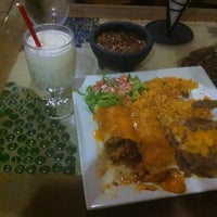 Photo taken at Cancun Mexican Restaurant by Marcel G. on 11/12/2012