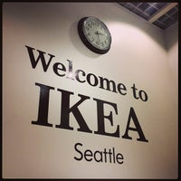 Photo taken at IKEA by Yuriy C. on 10/19/2013