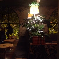 Photo taken at Panama Dining Room And Bar by Dan G. on 4/10/2014
