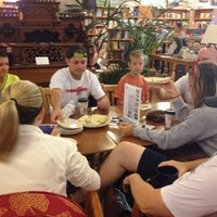 Photo taken at Book Nook & Java Shop by Matt H. on 8/2/2014