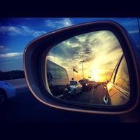 Photo taken at Masilla Bridge by Abdullah A. on 10/13/2012