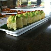 Photo taken at Moira Sushi Bar & Kitchen by Nicholas B. on 4/4/2013