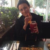 Photo taken at Rumeli Cafe by Катюша М. on 3/15/2013