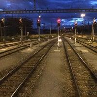 Photo taken at Bahnhof Rotkreuz by Paul S. on 7/6/2016