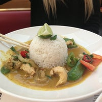 Photo taken at Wagamama by Olga M. on 2/20/2013