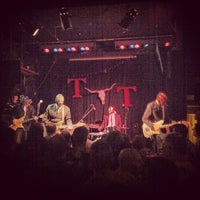 Photo taken at Tractor Tavern by Richard G. on 9/22/2012
