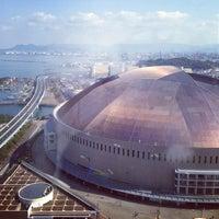 Photo taken at Fukuoka Yahuoku! Dome by Kiyoshi T. on 3/3/2013