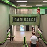 Photo taken at Metro Garibaldi FS (M2, M5) by RickyDive on 7/3/2013