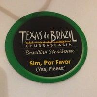 Photo taken at Texas de Brazil by kat p. on 11/15/2012