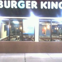 Photo taken at Burger King® by Da Bul J. on 10/17/2011