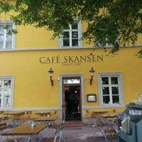 Photo taken at Café Skansen by Juan Pablo A. on 7/14/2013