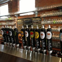 Photo taken at New Holland Brewing Company by Allen P. on 11/18/2012