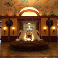 Photo taken at Walt Disney World Swan Hotel by Kateryna S. on 11/21/2013