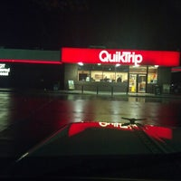 Photo taken at QuikTrip by Jeff S. on 1/16/2013