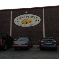 Photo taken at Good People Brewing Company by Leil K. on 11/16/2012