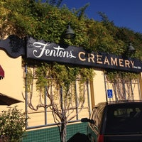 Photo taken at Fentons Creamery & Restaurant by Kevin W. on 10/17/2012