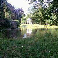 Photo taken at Parc de l'Orangerie by Fanny C. on 7/9/2013