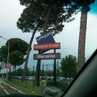 Photo taken at La Reggia Designer Outlet by Francesco on 7/21/2013