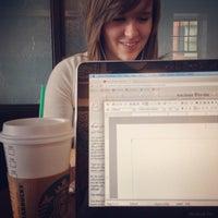 Photo taken at Starbucks by Jeff P. on 3/24/2013